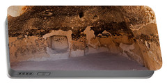 Talus Housefront Room Bandelier National Monument Portable Battery Charger