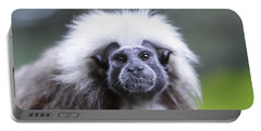 Tamarins Face Portable Battery Charger