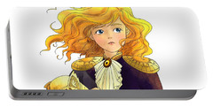 Tammy Wurtherington 1883 Portrait  Portable Battery Charger by Reynold Jay