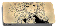 General Tammy Wurtherington Portrait Portable Battery Charger