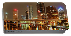 Tampa Skyline Portable Battery Charger