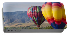 Tandem Balloons Portable Battery Charger