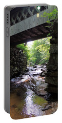 Tannery Hill Bridge Portable Battery Charger