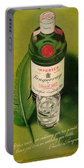 Tanqueray Gin Portable Battery Charger