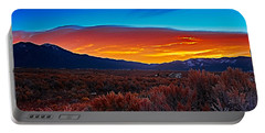 Taos Sunrise X Portable Battery Charger