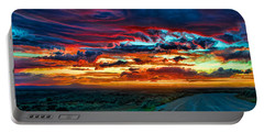 Taos Sunset Iv Portable Battery Charger