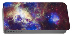 Tarantula Nebula Portable Battery Charger