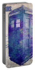 Tardis Portable Battery Charger