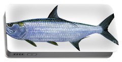 Tarpon Portable Battery Charger by Carey Chen
