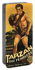 Tarzan The Fearless  Portable Battery Charger