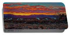 Taos Sunrise Portable Battery Charger