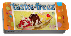 Tastee Freez Portable Battery Charger