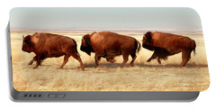 Tatanka Portable Battery Charger by Todd Klassy