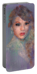 Taylor Portable Battery Charger by Scott Bowlinger