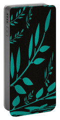 Teal Treasure Portable Battery Charger
