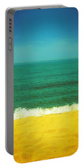 Teal Waters Portable Battery Charger