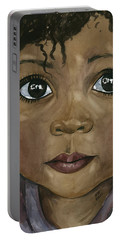 Ebony's Tears Portable Battery Charger