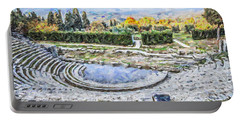 Teatro Romano Fiesole Tuscany Portable Battery Charger