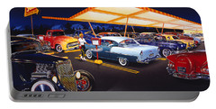 Teds Drive-in Portable Battery Charger