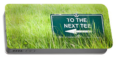 Tee Sign Portable Battery Charger