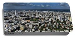 Tel Aviv Center Portable Battery Charger