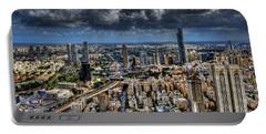Tel Aviv Love Portable Battery Charger