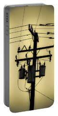 Telephone Pole 3 Portable Battery Charger