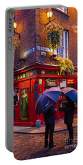 Temple Bar Portable Battery Charger