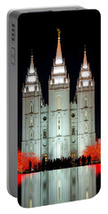 Temple Lights Portable Battery Charger