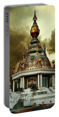 Temple Of Clouds  Portable Battery Charger