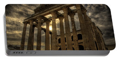 Temple Of Diana Portable Battery Charger