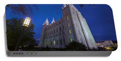Temple Perspective Portable Battery Charger