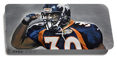 Terrell Davis  Portable Battery Charger