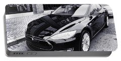 Tesla Model S Portable Battery Charger
