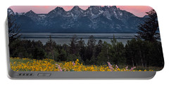 Teton Spring Portable Battery Charger by Leland D Howard