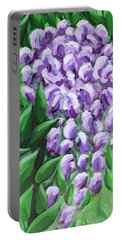 Texas Mountain Laurel Portable Battery Charger by Kume Bryant
