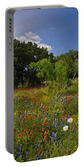 Texas Spring Spectacular Portable Battery Charger