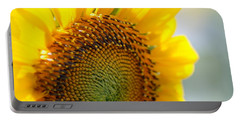 Texas Sunflower Portable Battery Charger