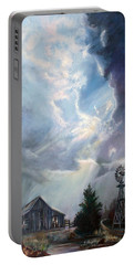 Texas Thunderstorm Portable Battery Charger