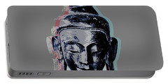 Thai Buddha #2 Portable Battery Charger