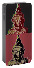 Thai Buddha Portable Battery Charger