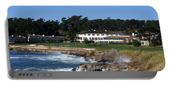 The 18th At Pebble Beach Portable Battery Charger