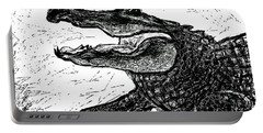The Alligator Portable Battery Charger