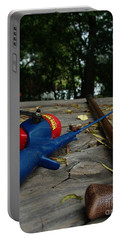 Portable Battery Charger featuring the photograph The Anglers by Peter Piatt