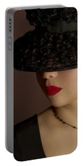 The Art Of Being A Woman Portable Battery Charger