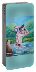 The Bather Portable Battery Charger