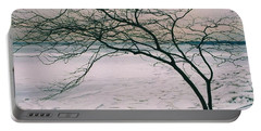 Portable Battery Charger featuring the photograph The Bay After The Storm by Dora Sofia Caputo Photographic Art and Design