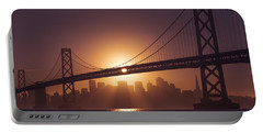 Portable Battery Charger featuring the photograph The Bay by Dustin  LeFevre