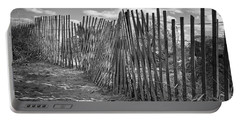 The Beach Fence Portable Battery Charger