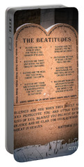 The Beatitudes Portable Battery Charger